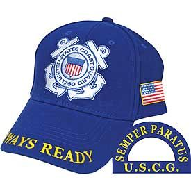 Coast Guard Always Ready Cap
