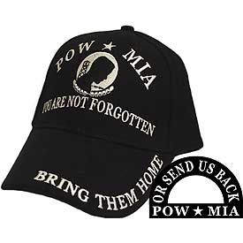 POW MIA Bring Them Home Cap