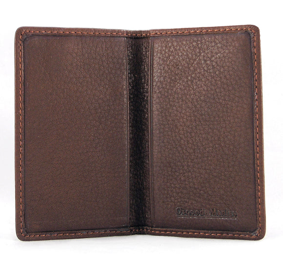 Osgoode Marley Leather Business Card Case