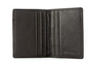 Osgoode Marley 6 Pocket Leather Card Case Wallet
