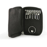Osgoode Marley  8 Hook Zip Key Case with Valet Wallet