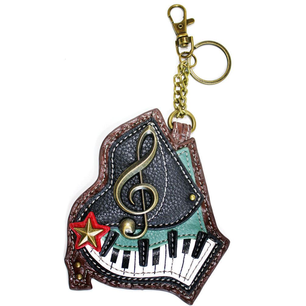 Piano Attachable Coin Purse
