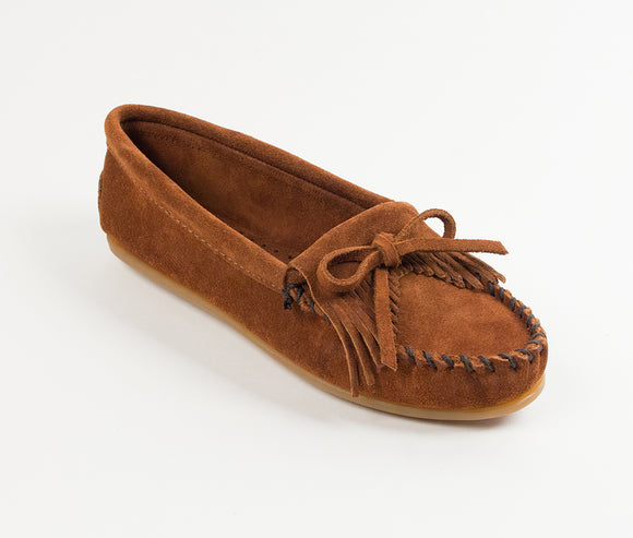 Kilty Moccasin -Brown