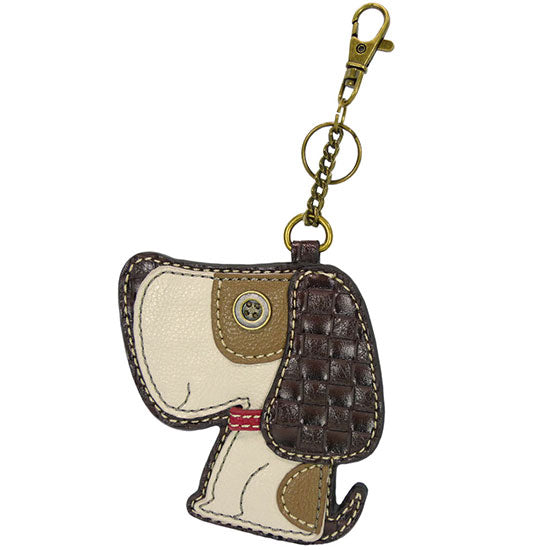House Dog Attachable Coin Purse