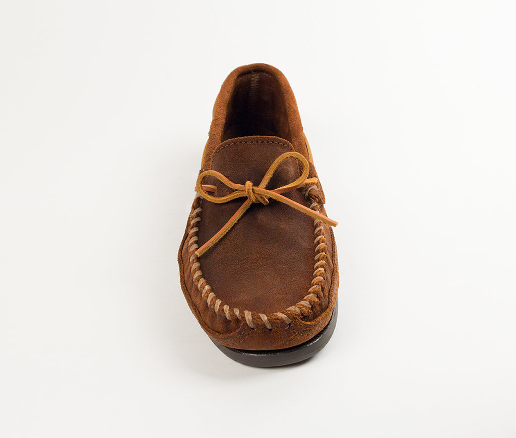 Double Bottom Hardsole - Brown Ruff