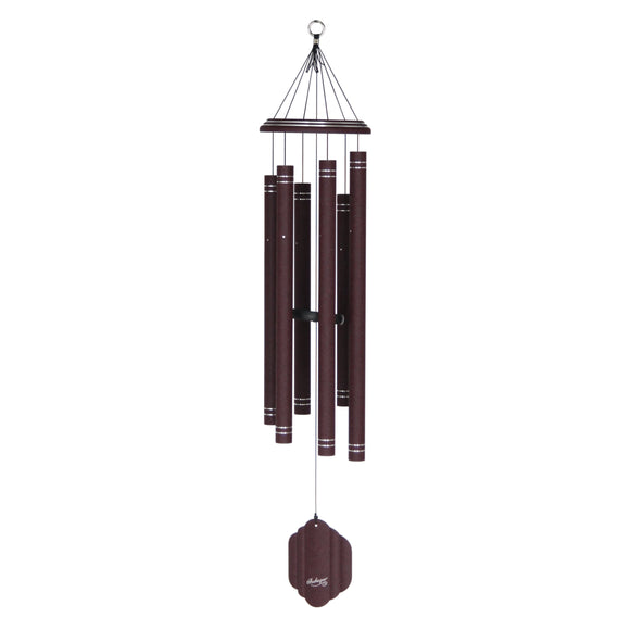 Arabesque® 44-inch Windchime - Garnet