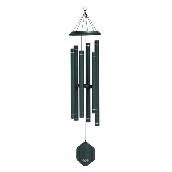 Arabesque® 50-inch Windchime - Emerald