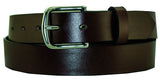 "1.25"" Leather Harness Leather Dress Belt"