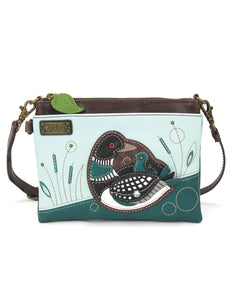 Loon Mini Crossbody - Blue