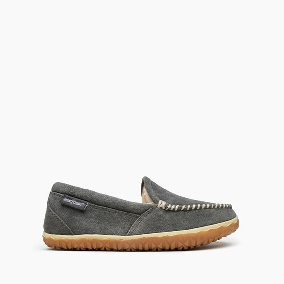 Tempe Moccasin - Grey