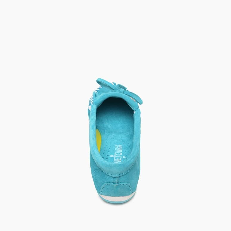 Kilty Plus Moccasin - Turquoise