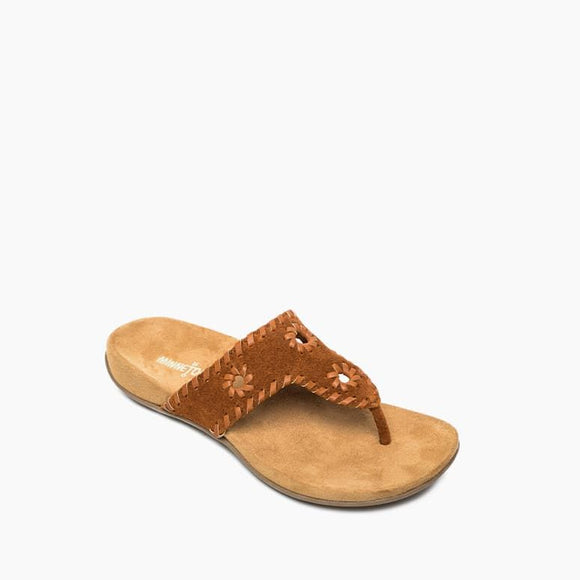 Mya Thong Sandal - Brown