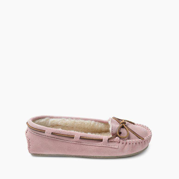 Cally Trapper Moccasin - Pink Blush