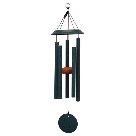 Shenandoah Melodies® 34-inch Windchime - Green