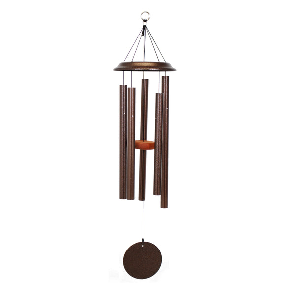 Shenandoah Melodies® 34-inch Windchime -Copper Vein