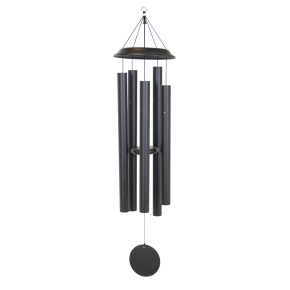 Shenandoah Melodies® 54-inch Windchime - Black