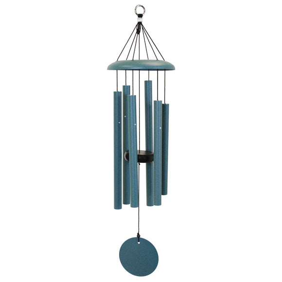 Corinthian Bells® 27-inch Windchime -Patina Green