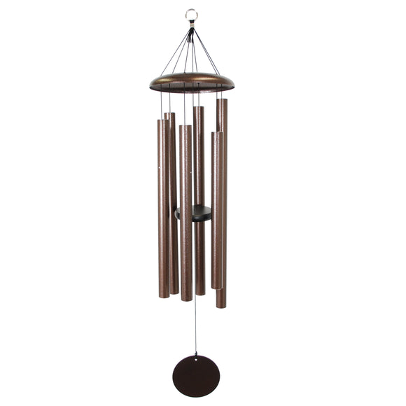 Corinthian Bells® 44-inch Windchime -Copper Vein
