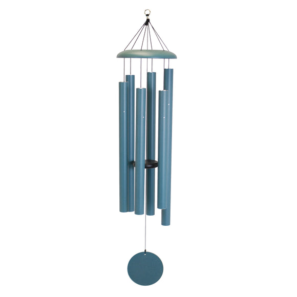 Corinthian Bells® 55-inch Windchime -Patina Green