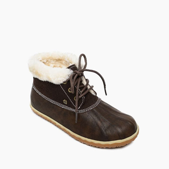 Tega Boot -Dark Brown