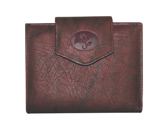 Buxton Leather Cardex Wallet
