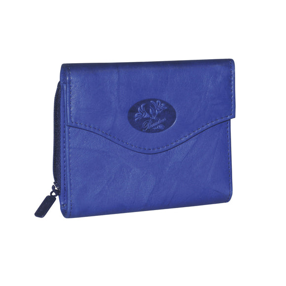 Buxton Zip French Purse Wallet