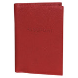 Buxton Hudson Passport Cover with RFID Lining