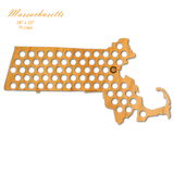 Wood State Maps