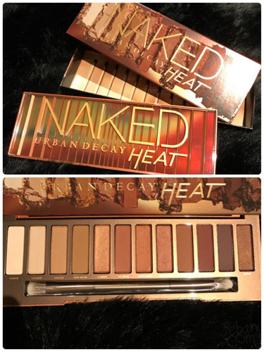 Naked Heat - Urban Decay + Amostra Gratis * Presente