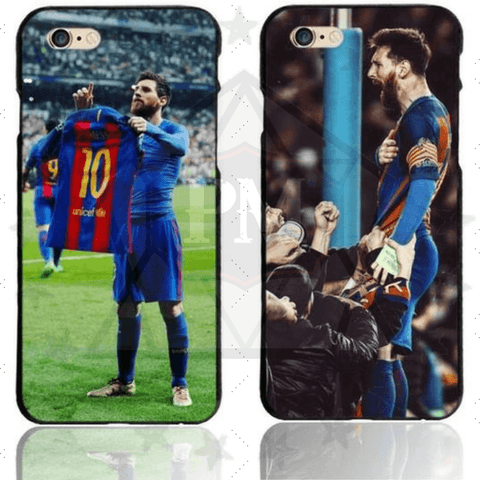 Power Movement | Messiah Memories - Sports Phone Cases