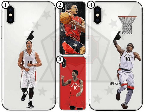 Power Movement | Tdot Rozan - Sports Phone Cases