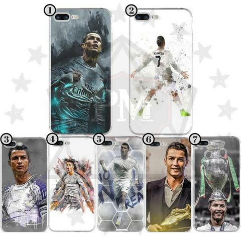 Power Movement | Cris Ronaldo - Sports Phone Cases