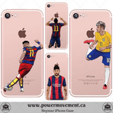 Power Movement | Neymar JR - Sports Phone Cases
