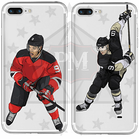 The #9s Of Hockey iPhone Cases