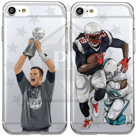 The Patriots iPhone Cases