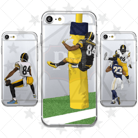 The Steelers iPhone Cases