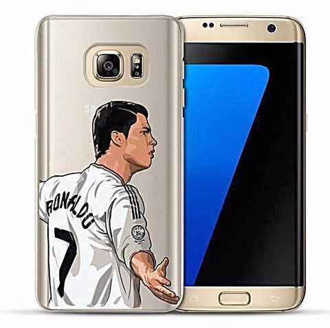Power Movement | King Cristiano Ronaldo - Sports Phone Cases