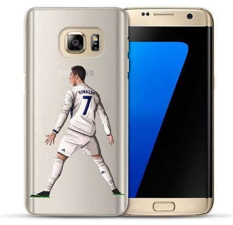 "Power Movement | Cristiano Ronaldo ""Siii"" Celebration - Sports Phone Cases"