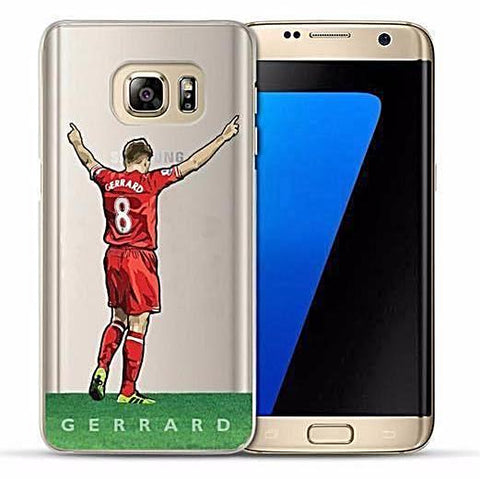 Power Movement | KOP Legend Steven Gerrard - Sports Phone Cases