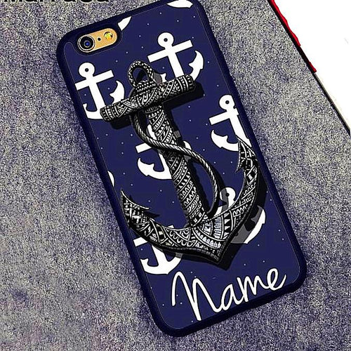 Nautical Style Anchor Phone Case Nautical Phone Case