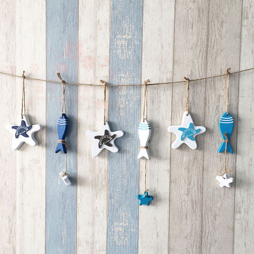 Nautical Home Decoration for Kids Bedroom