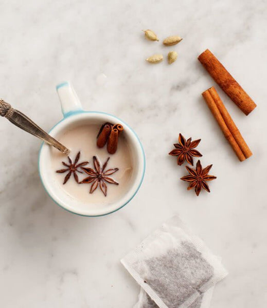 Almond Chai Latte