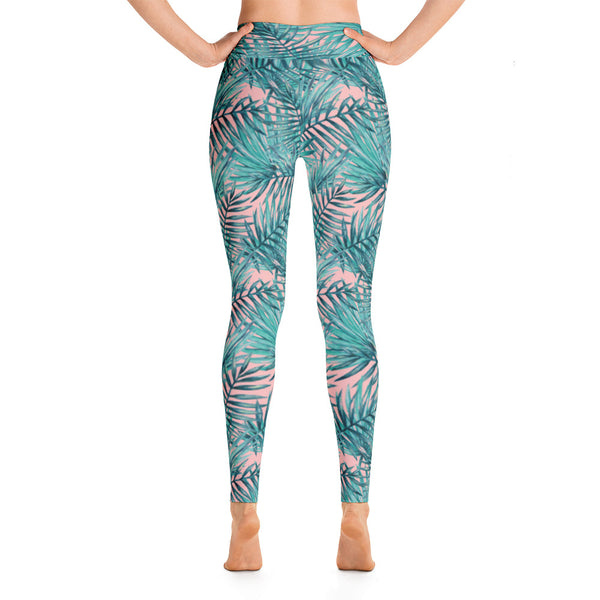 OAHU LEGGINGS ~ HIGH WAISTED
