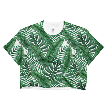 OAHU CROP TOP