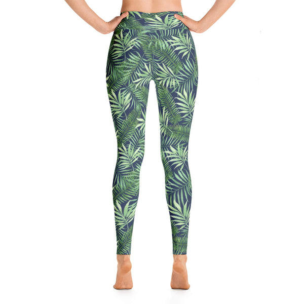 LANAI LEGGINGS ~ HIGH WAISTED