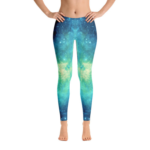 SPACE ODDITY LEGGINGS