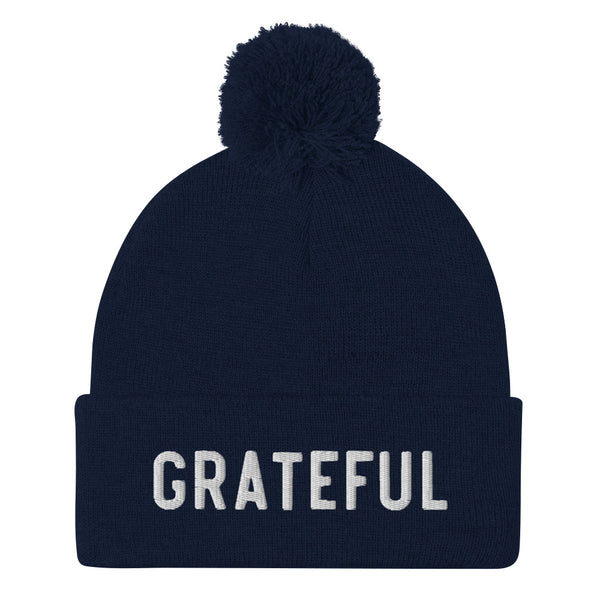GRATEFUL WINTER BEANIE
