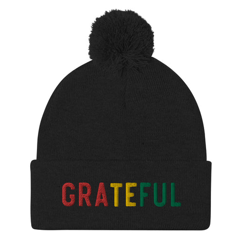GRATEFUL WINTER BEANIE RASTA