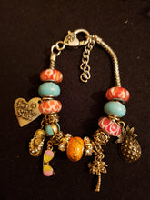 Fun In The Sun Charm Bracelet