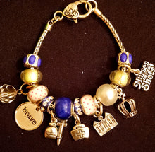 Nurse's Call The Shots Charm Bracelet